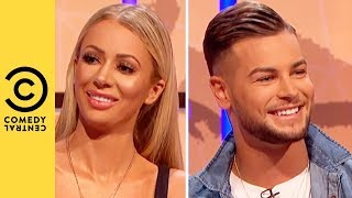 Love Island's Olivia Attwood Ranks Chris Hughes From 'Hottest To Nottest' | Your Face Or Mine