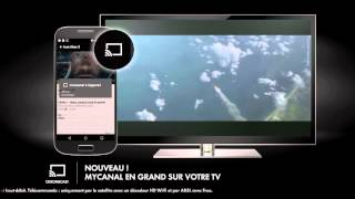 Video Youtube de myCANAL, par CANAL+ & CANALSAT
