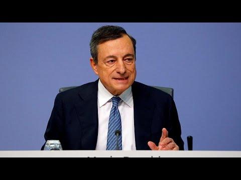 Αισιόδοξος ο Ντράγκι για συμφωνία Ιταλίας-Κομισιόν