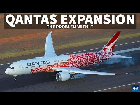 The Problem With Qantas Expansion