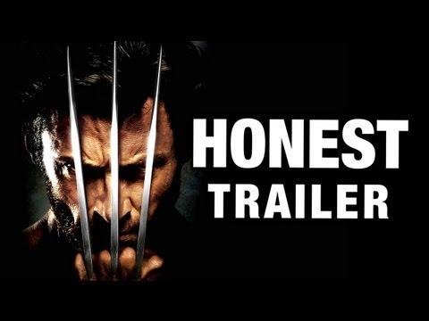X Men Origins: Wolverine - Keeping movies honest ▻ http://bit.ly/HonestTrailerSub