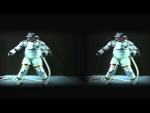 A Spacesuit Ballet