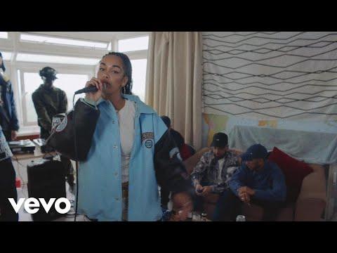 Jorja Smith X Preditah - On My Mind (видео)