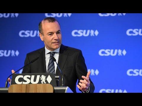 Βέμπερ: Καμία συνεργασία με τα άκρα