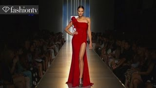 Tony Ward Couture Fall/Winter 2012-13 FULL SHOW | AltaRomaAltaModa Fashion Week | FashionTV