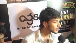 Gautham Karthik at Vai Raja Vai Audio Launch