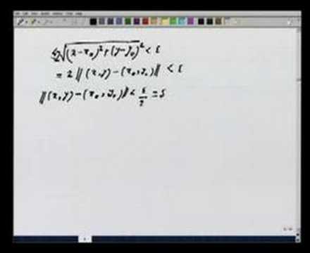 Vorlesung 22 - Funktionen von mehreren Variablen