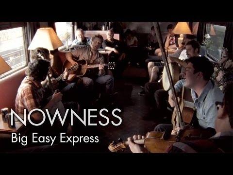 "Mumford & Sons in ""Big Easy Express"" (Excerpt) by Emmett Malloy"