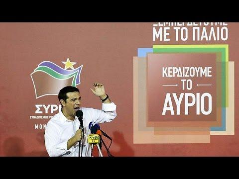 Κλείδωσε κυβέρνηση συνεργασίας ΣΥΡΙΖΑ – ΑΝΕΛ
