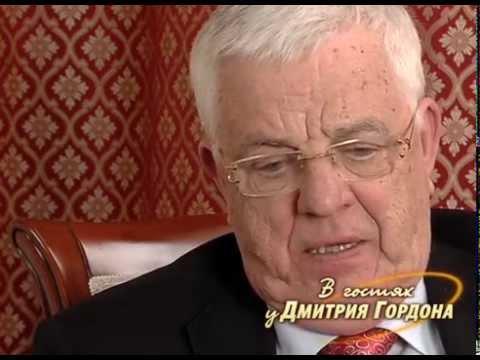 """Раймонд Паулс """"В гостях у Дмитрия Гордона"""". 1/3 (2011)"""