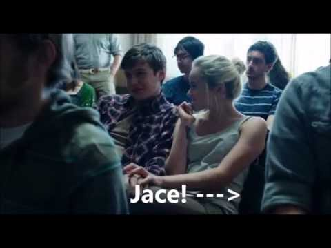 Holly & Jace Being Extras in Being Charlie Movie!