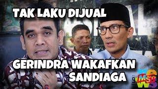 Video Gerindra: Sandiaga Kami Wakafkan! Dijual Nggak Laku Ya? Wkwkwk! MP3, 3GP, MP4, WEBM, AVI, FLV November 2018