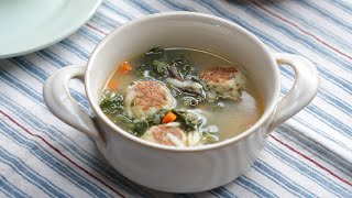 Chicken Meatball Soup Vs. Chicken And Dumplings by Tasty