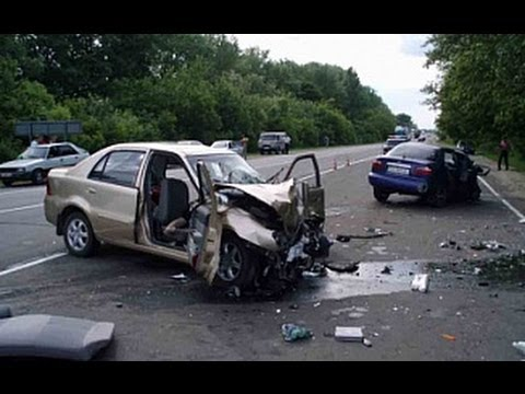 Worst car accidents compilation