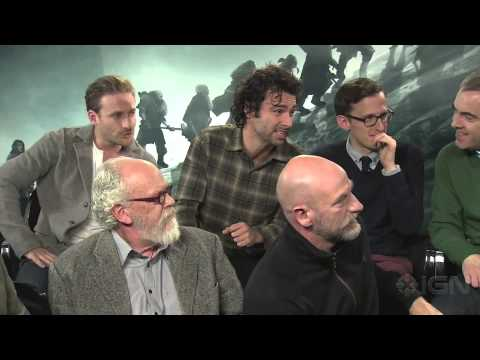 the hobbit - NOTE: I do not own any of the videos!! This is a collection of what I think are some of the best moments from the Hobbit An Unexpected Journey interviews. Bu...