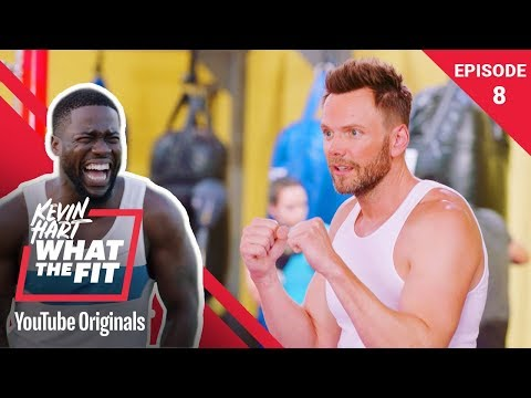 Boxing with Evander Holyfield & Joel McHale | Kevin Hart: What The Fit Ep 8 | Laugh Out Loud Network - Thời lượng: 13:17.