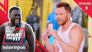 Video Boxing with Evander Holyfield & Joel McHale | Kevin Hart: What The Fit Ep 8 | Laugh Out Loud Network MP3, 3GP, MP4, WEBM, AVI, FLV Mei 2018