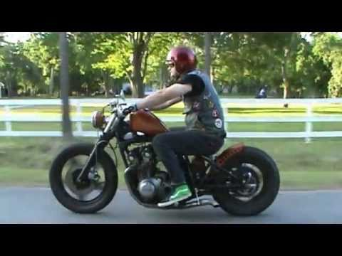 1979 Honda 750 DOHC Highway Horrors