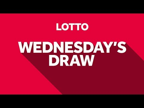 The National Lottery 'Lotto' draw results from Wednesday 24th February 2021