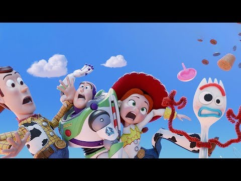 Toy Story 4 - Teaser Tráiler Oficial - Clouds?>
