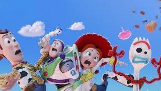 Toy Story 4 de Disney•Pixar | Teaser Tráiler Oficial - Nubes | HD
