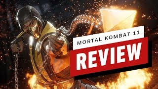 Mortal Kombat 11 Review by IGN
