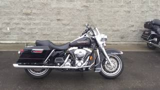 5. 2001 Harley-Davidson FLHRI Road King