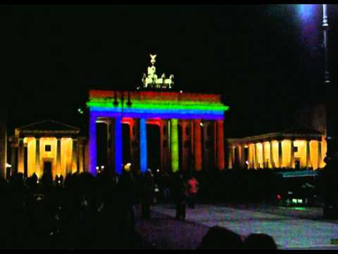 Fuechslein61 - Festival of Lights in Berlin 2012 Brandenburger Tor.