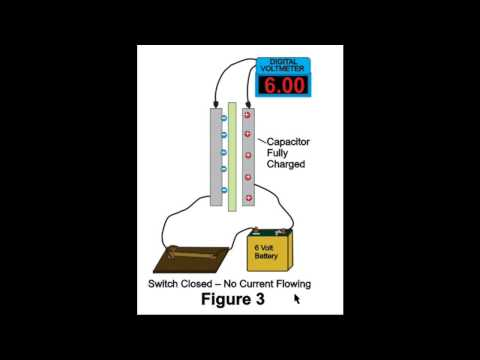 How To Make High Voltage Capacitors on How To Charge Car Audio Capacitor