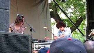 Neon Indian - Local Joke / Terminally Chill - Live at Pitchfork 2010 Music Festival