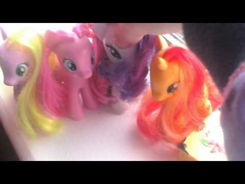 Mlp bad girls new shool episode 1 and 2