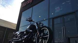 9. 2016 Harley Davidson Breakout First Ride Review with Stage 1