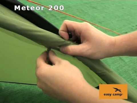 Відеоогляд туристичної палатки Easy Camp Meteor 200