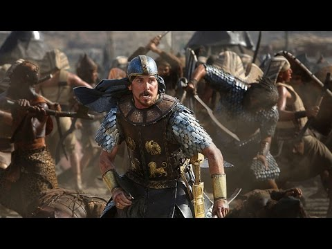 "Exodus: Gods and Kings - ""Creating the Action"" Featurette"