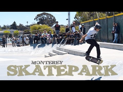 Monterey Skatepark