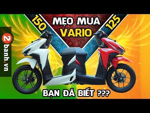 Kinh nghiệm chọn mua Vario 2019 nhập khẩu Indo | 2banh.vn - Thời lượng: 5 phút, 18 giây.