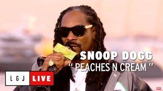 Snoop Dogg - Peaches N Cream - Live du Grand Journal de Cannes