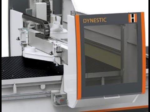DYNESTIC 7505 Nesting CNC