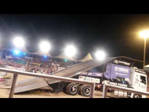 Fest Centro pitanga show joaninha motocross