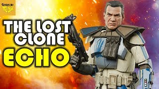 Video The Lost Clone Trooper ECHO Explained MP3, 3GP, MP4, WEBM, AVI, FLV Agustus 2018