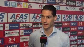 Marko Vejinovic wordt in het seizoen 2017-2018 door AZ gehuur dvan Feyenoord. Zo keer hij terug bij de club waar hij de...