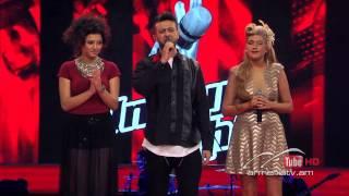 Anna-Feeling Good vs. Raisa-Trouble with My Baby -- The Voice of Armenia - The Knockouts - Season 3
