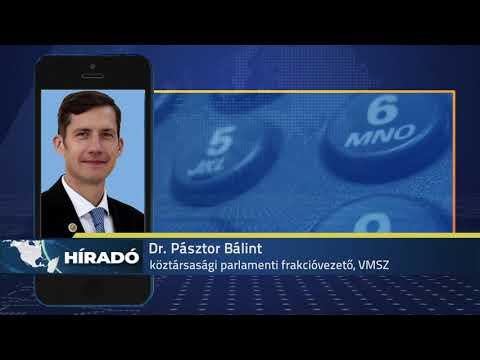 Kineveztek négy államtitkárt - Interjú Dr. Pásztor Bálinttal-cover