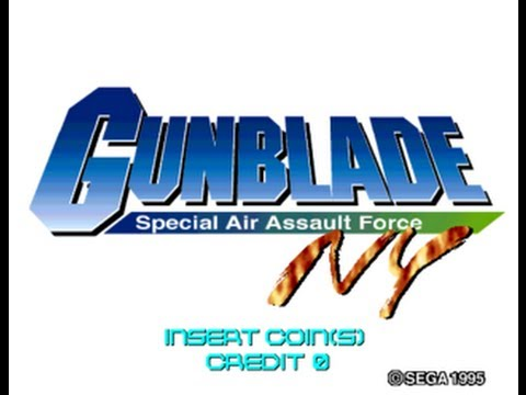 preview-Gaming with the Kwings - Gunblade NY: Special Air Assault Force (Kwings)