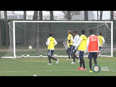 ALLENAMENTI INTER PRIMAVERA REAL AUDIO 24 03 2015
