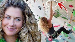CLIMB UNTIL YOU FALL -CECILIE SKOG | PROJECT 7B+ (Episode 1) by Magnus Midtbø