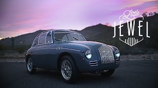 Fiat Zagato featured at the Arizona Concours