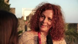 Barbara Rossi Prudente con Camera 431 all'Ischia Film Festival 2018