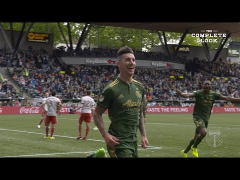 Video: The Complete Look | The Ridgy Roll returns for Liam Ridgewell against Atlanta United FC