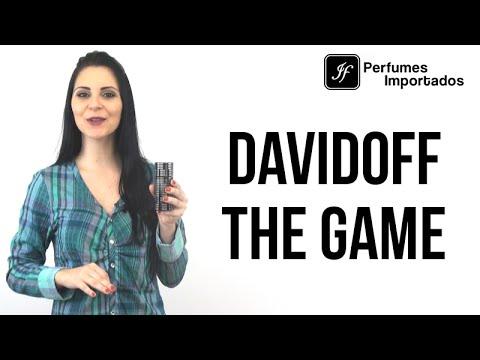 Perfume Davidoff The Game Masculino - Eau de Toilette